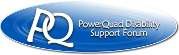 PowerQuad  Disability Support Forum